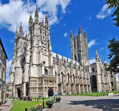 Cathedral of Christ Church at Canterbury