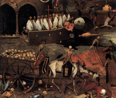 The Triumph of Death, Pieter Bruegel the Elder, 1562