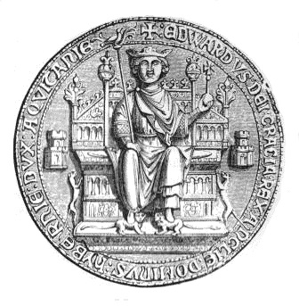 The Great Seal of Edward II