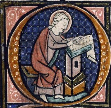Medieval Scribe3