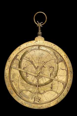English Astrolabe ca. 1370